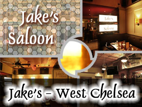 Jake's Saloon - 9th Avenue