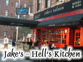 Jake's Saloon - 10th Avenue